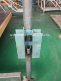 Зажим доски пальца ноги вспомогательного оборудования лесов системы Kwikstage