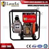 관개를 위한 2inch (50mm) 설명서 또는 키 시작 디젤 엔진 수도 펌프
