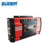 Suoer 24V 220V 1500W 순수한 사인 파동 힘 변환장치 (FPC-D1500B)