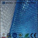 Кожа PVC популярной конструкции синтетическая для мешков/ботинок/Sofa&Furniture/Marine/Industry