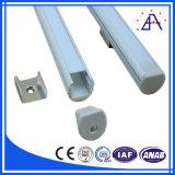 LED 지구를 위한 알루미늄 단면도 또는 점화 알루미늄 단면도 밀어남