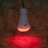Luz de acampamento Shaped do diodo emissor de luz do bulbo (23-1D1704-2)