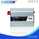 Inverter Gleichstrom 12V der Energien-500W Sonnenenergie-Zubehör zum Wechselstrom-220V