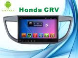Androide Systems-Navigation GPS für Honda CRV 10.1 Zoll mit Auto-DVD-Spieler