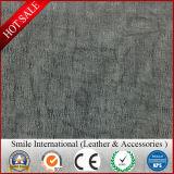 Couro do Vegan do PVC da cor do dobro do couro artificial de projeto moderno para o preço de fábrica da bolsa quente