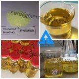 De gele Vloeibare Flesjes Trenbolone Enanthate van de Olie voor het Snijden en het Ophopen