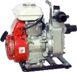 Tipo pompa ad acqua di Hongda di 1.5 pollici della benzina del motore 2.5HP di 152f