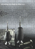 Tuile de mosaïque en verre d'art de mur pour la cuisine, salle de bains, fond de TV (FY133)