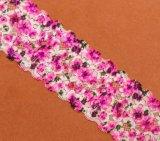 Ткань утески связанная шнурком для шнурка Printting 3D одежды повелительниц