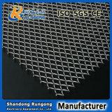 Nastro trasportatore convenzionale del tessuto della maglia dell'acciaio inossidabile del fornitore