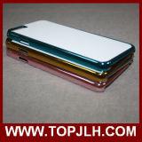 O Sublimation Printable galvaniza a caixa plástica do telefone para o iPhone 6