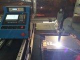 máquina de estaca mecânica portátil do metal do CNC com a tocha do plasma ou do gás