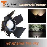 Alta luz de la IGUALDAD del estudio de la MAZORCA LED del CRI