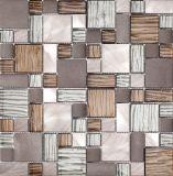 Mosaico do aço inoxidável do material de construção