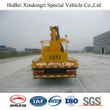 16m JAC 공중 플래트홈 트럭 유로 4