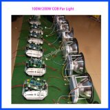 ESPIGA Parcan do diodo emissor de luz do equipamento 100W do diodo emissor de luz DJ