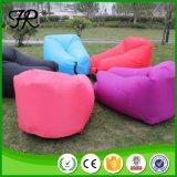 Cadeira enchida do sofá do saco de feijão da praia ar inflável