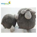 Овечка плюша игрушки шарика плюша белых овец фабрики Китая изготовленный на заказ милая заполненная мягкая