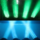 LED-NENNWERT Licht 54PCS*3W wärmen das weiße Stadiums-Licht-Ereignis, das im Freiengarten-Beleuchtung Wedding ist