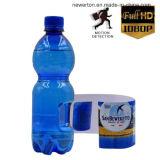 Кулачок видео- записи камкордера бутылки портативной питьевой воды камеры бутылки FHD1080p миниый