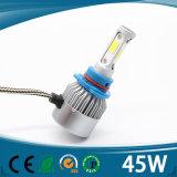 3つの側面の最もよい工場卸売の良質の穂軸車LEDのヘッドライト