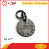 Variour Color Hanging Tag Custom Made Metal Logo Charms