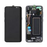 Экран LCD мобильного телефона OEM для галактики S8 Samsung плюс