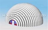 Гигантский шатер купола пузыря двойного слоя прочный раздувной для случая K5074