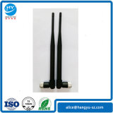 Flexible 5dBi GSM Antena de goma Negro Antena Vivienda