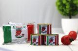 有機性缶詰にされたトマトソース70 G、210 G、400 G、800 G、1つのKg、2.2 Kg