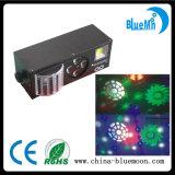 Multi indicatore luminoso domestico di scansione del partito del laser di fascio dei reticoli LED con effetto dello stroboscopio (YE193)
