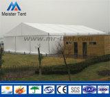10X15mのカスタム高さ企業のための固体アルミニウムフレームの倉庫のテント