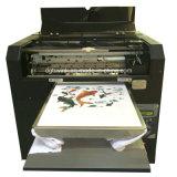 Dx5 헤드를 가진 인쇄 기계를 인쇄하는 의복에 직접 A3 크기 주문 t-셔츠
