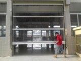 Ролик прозрачного окна Китая кристаллический вверх по поставщикам изготовления двери (HF-1000)