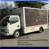 Dongfeng 4X2屋外のLED表示トラック