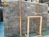 Carrieの灰色の大理石の磨かれた平板の建築材料