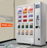 Máquina expendedora de /Condom de la venta del caramelo grande caliente de la pantalla