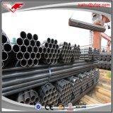 Schwarzes Stahlrohr der Lackierungs-ERW/Gefäß