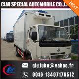 De Chinese 4X2 Vrachtwagen van de Koeling Dongfeng voor Verkoop