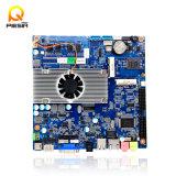 Industriële Motherboard van Intel met Contactdoos 2*Minipcie, Gesteund Pcie en Apparaat USB