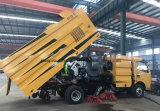 Dongfeng 4X2 Rhd LHD 5000 L camion di pulizia della spazzatrice di strada