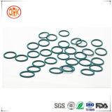 De groene O-ring van de Hittebestendigheid van het Silicone RubberVoor Mechanische Apparatuur