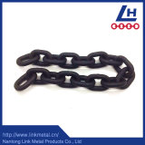 20mn2 materiële Zwarte G80 Ketting en818-2
