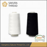 De Naaiende Draad van de Polyester van oeko-Tex Sakura voor Jeans met de Fabrikant van China