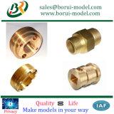 Pièces de précision en cuivre rotatives CNC