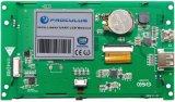 TFT LCD de l'intense luminosité 5 '' 480*272 avec l'écran tactile de Rtp/P-Cap
