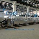 Desidratador de secagem industrial do alho da máquina de processamento do alho, máquina de secagem do alho