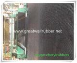Gw3007 de RubberMat van het Patroon van de Vlecht/RubberBlad met de EU, ISO9001, de Certificaten van het Bereik
