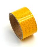 Cinta adhesiva reflexiva del PVC de la precaución superventas de la seguridad