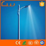 Sola luz del camino de la lámpara 80W IP65 del brazo los 8m LED
